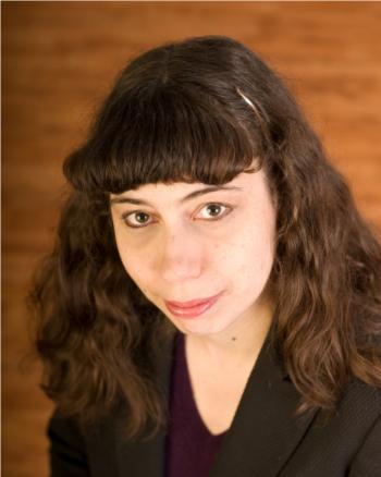 headshot of Ellen Samuels